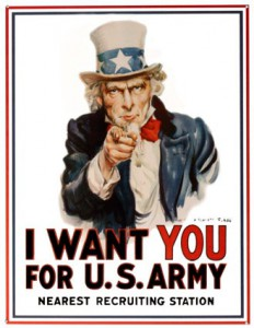 i want you us army